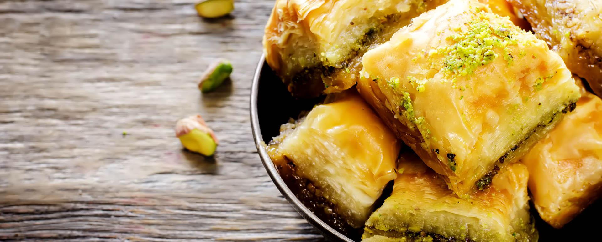 Десерт Сладкие угощения