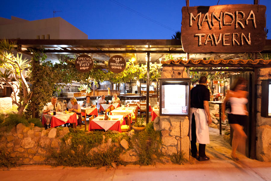 Traditional Restaurant in Pafos